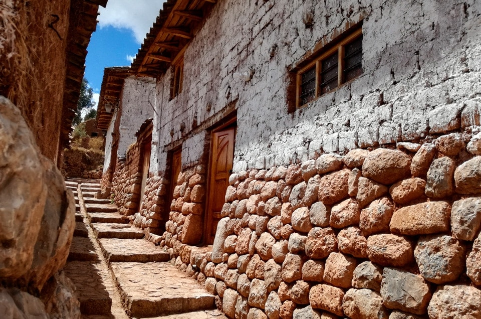 Cusco region perl of PERU