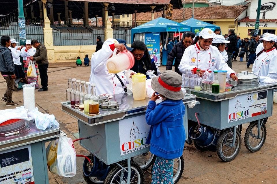 Napoje w Peru, czyli czego trzeba tu spróbować?