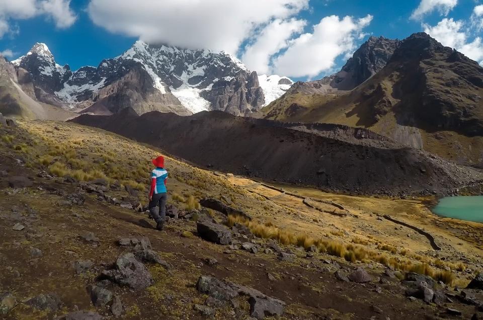 Choroba wysokościowa w Andach