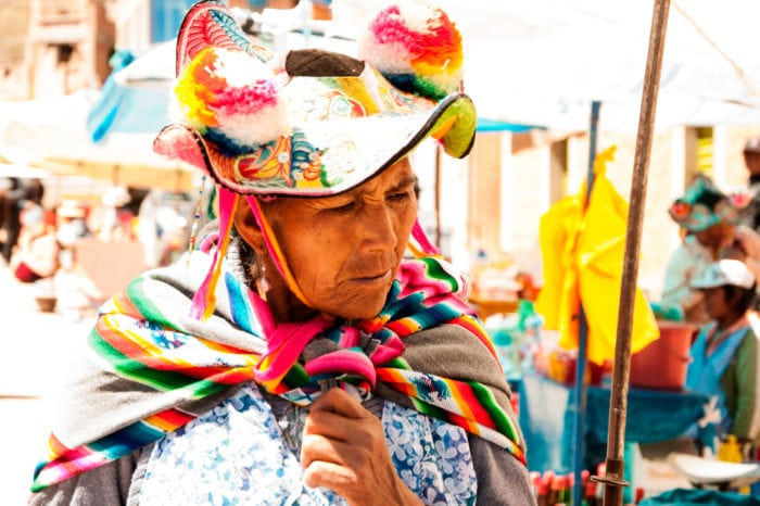 Titicaca, Tęczowe Góry i Qeswachaka, folklorystyczne trio