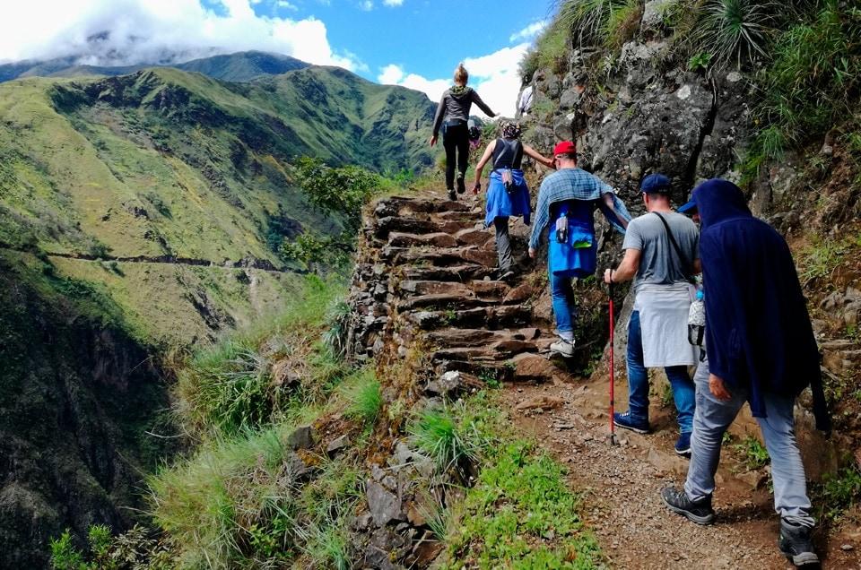 Inkaski system dróg Qapaq Ñan