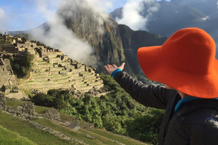 Najsłynniejszy trekking Inca Trail do Machu Picchu z plantacją kawy