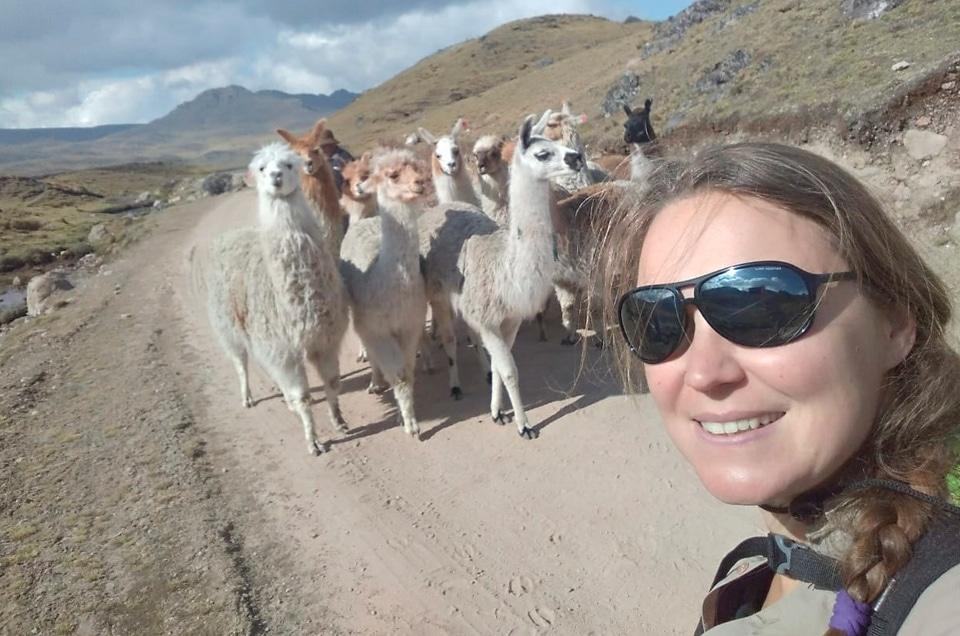 Trzy-miesięczna podróż po Ameryce Południowej