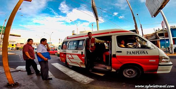 Rola tzw. cobradora w peruwiańskiej komunikacji miejskiej