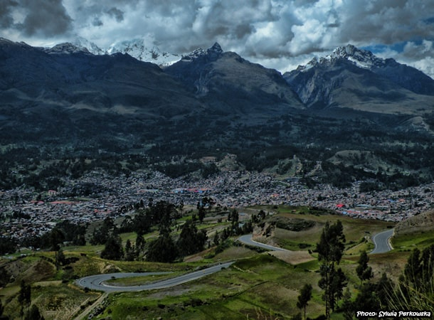cheap biking tour huaraz