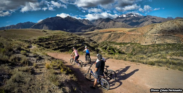 How to organize bike adventure tour in Cusco