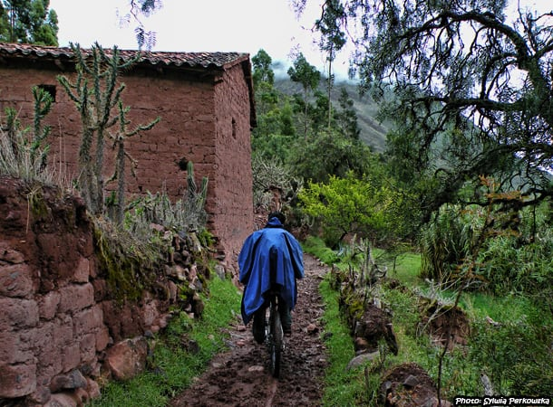 Bicycle tour Cusco Pisac Urubamba