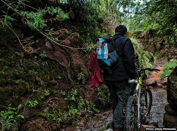 Pisac urubamba bicycle tour