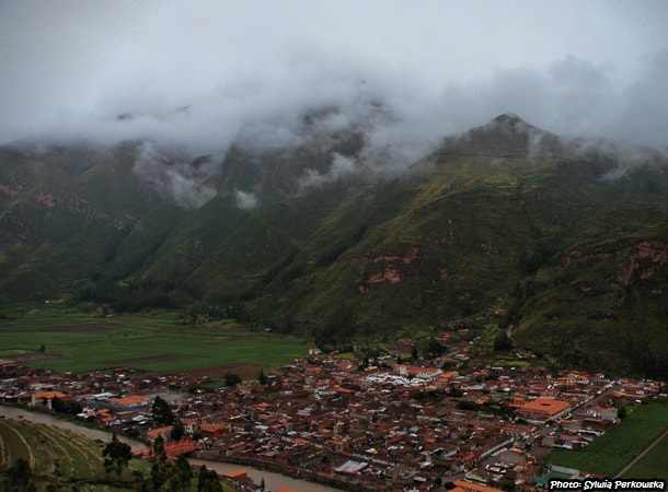 Pisac bicycle tour