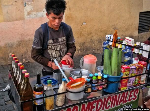 herbata emoliente ekwador