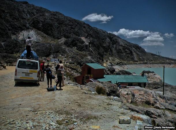 Huayna Potosi climbing