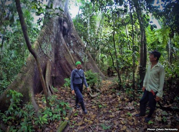 Wyprawa do dżungli Iquitos, Peru