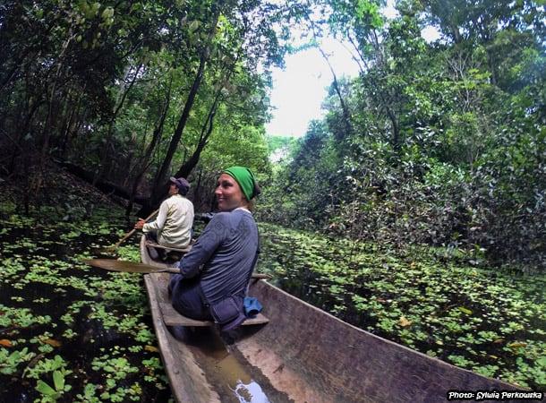 trip to pacaya samiria national reserve
