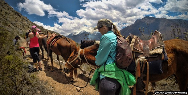 Tips about horse riding and trekking from Ollantaytambo to Inti Punku