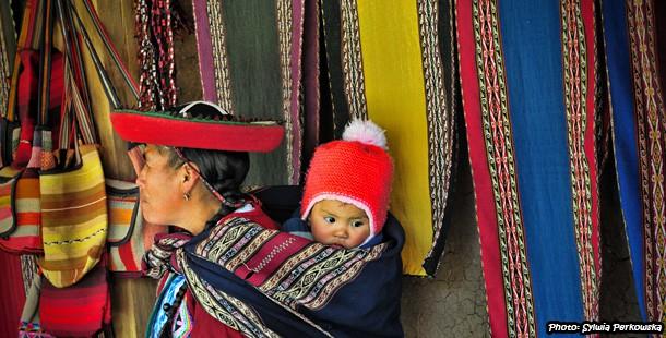 peruvian manta