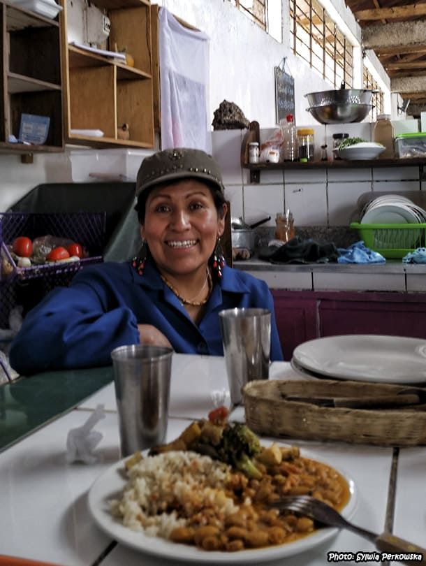 govinda restaurant cusco san blas