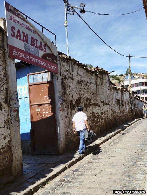 Mercado San Blas in Cusco