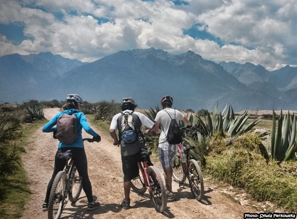 cusco maras salineras biking tour