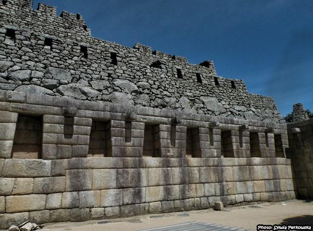 Cusco ruins of Machu Picchu