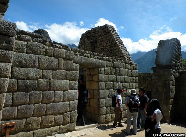 Ruins Machu Picchu, Cusco