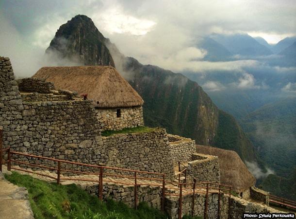 inca ruins near cusco machu picchu