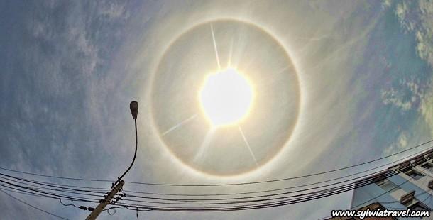 Peru Słońce