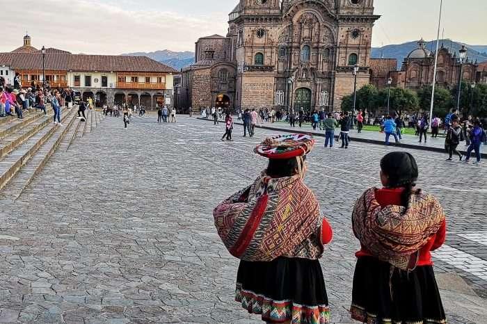 Okolice Cusco dla Koneserów