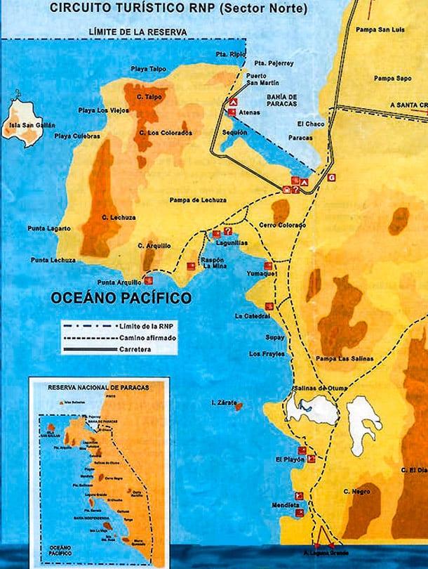 Paracas-National-Reserve-Bicycle-circle