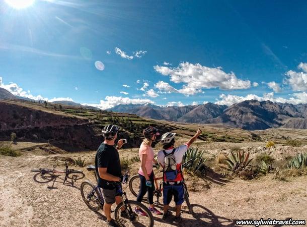 Salineras de Maras biking tour