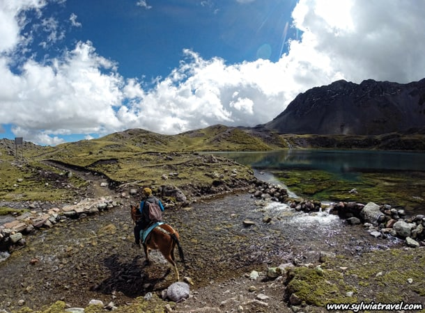 Cusco region and Ausangate trek