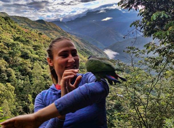 Wyprawa do Machu Picchu