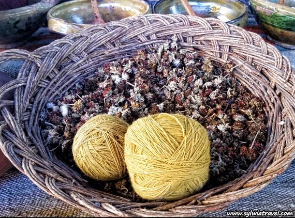 Peru tekstylia