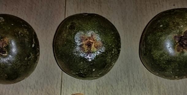 Owoce w Peru