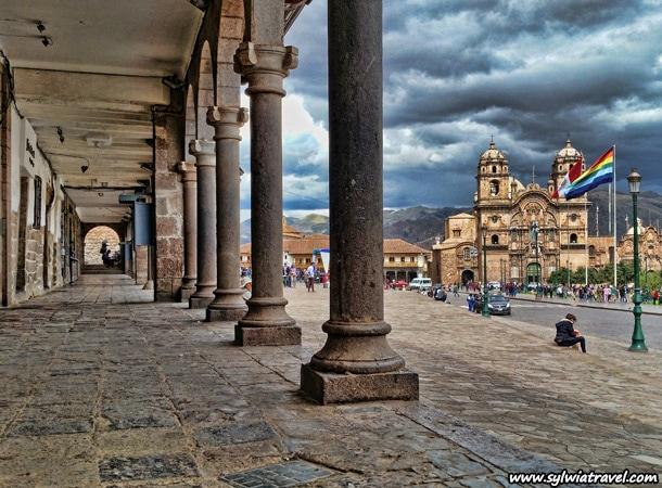 Plaza-de-Armas,-Cusco-Peru