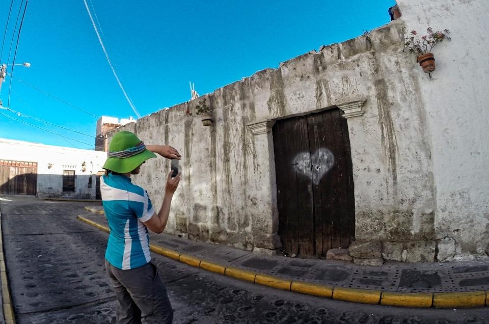 We love Peru