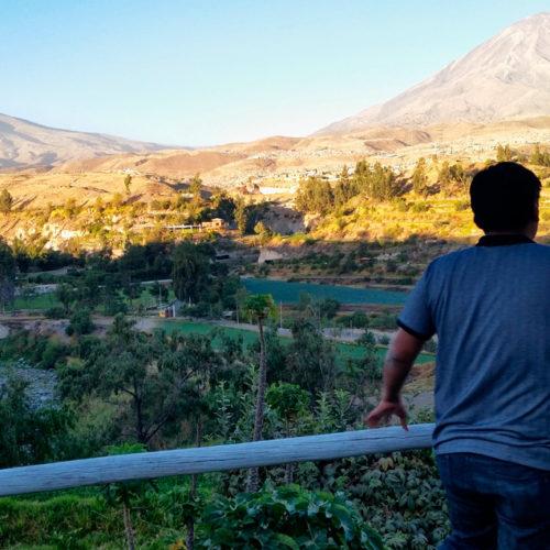 Arequipa w Peru wskazówki