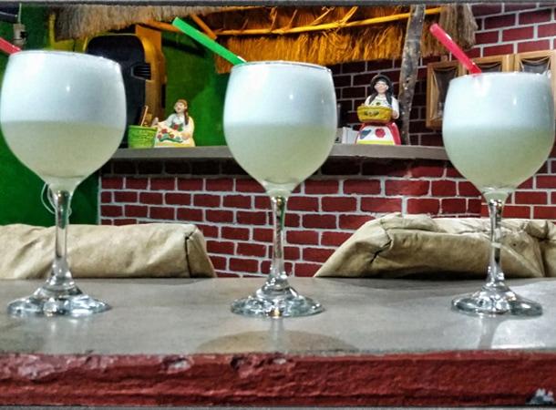 Alkohol w Peru pisco sour