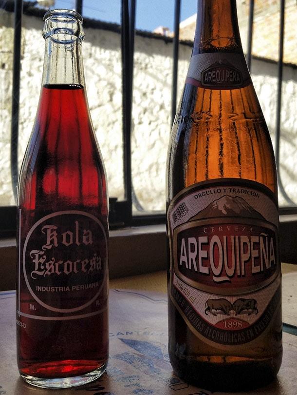 Popularne-napoje-w-Arequipa
