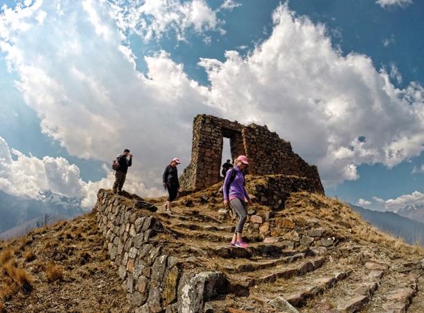Wyprawa trekkingowa okolice Ollantaytambo