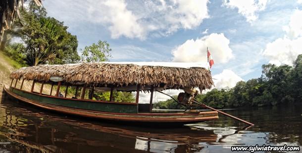 Krótka wyprawa do dżungli. Rezerwat Narodowy Pacaya Samiria Iquitos, Peru