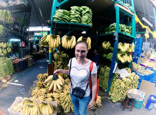 Bananas Peru