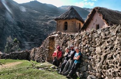 Wyprawy do Peru i dolina Patacancha