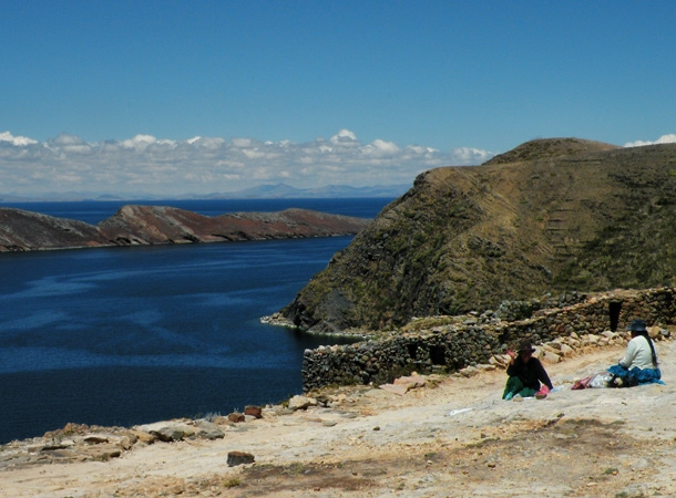 Boliwia i wyspa słonca