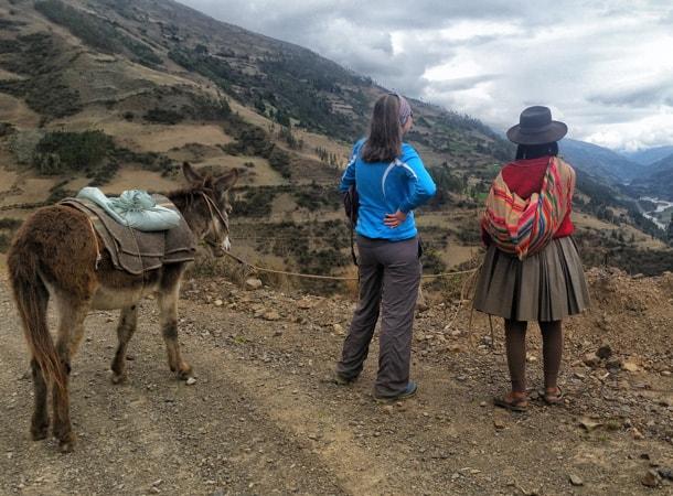 Near-Paucartambo-Peru
