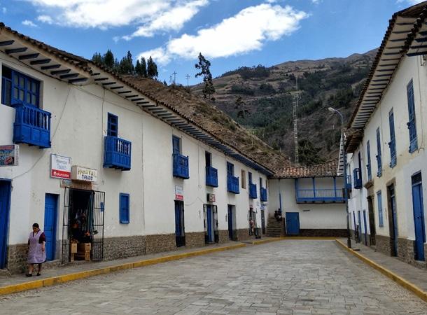 Paucartambo-in-Peru