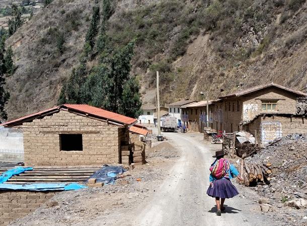 Peru-Paucartambo