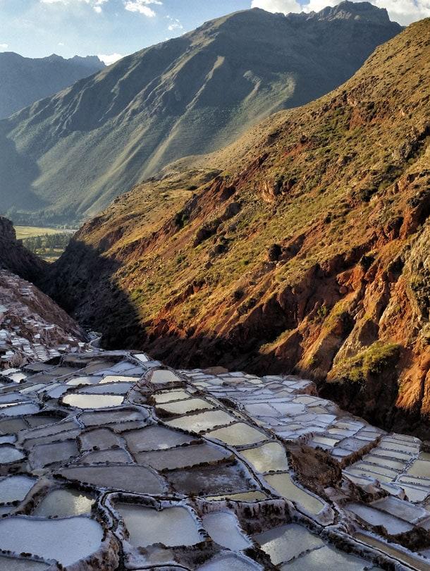 Co warto zobaczyć w Peru. Wyprawy do Peru i Salineras de Maras