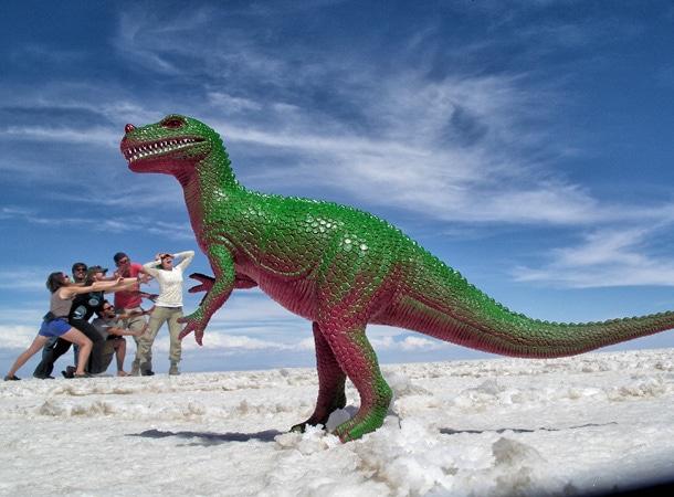 Boliwia wakacje na Salar de Uyuni