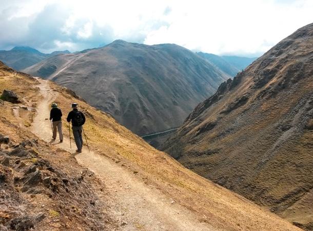 Trekking w Peru Lares