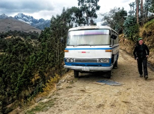 Region Huaraz i wyprawy do Peru